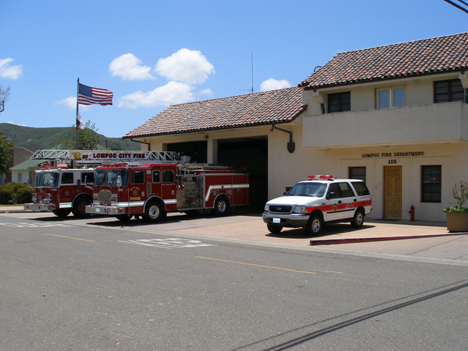 Lompoc Fire Station 1