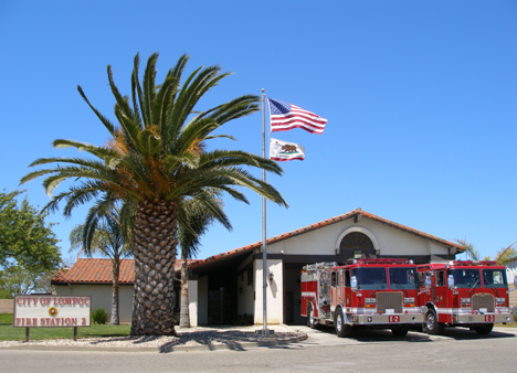 Lompoc Fire Station 2