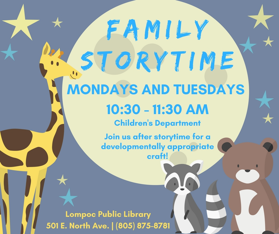 Family Storytime LM