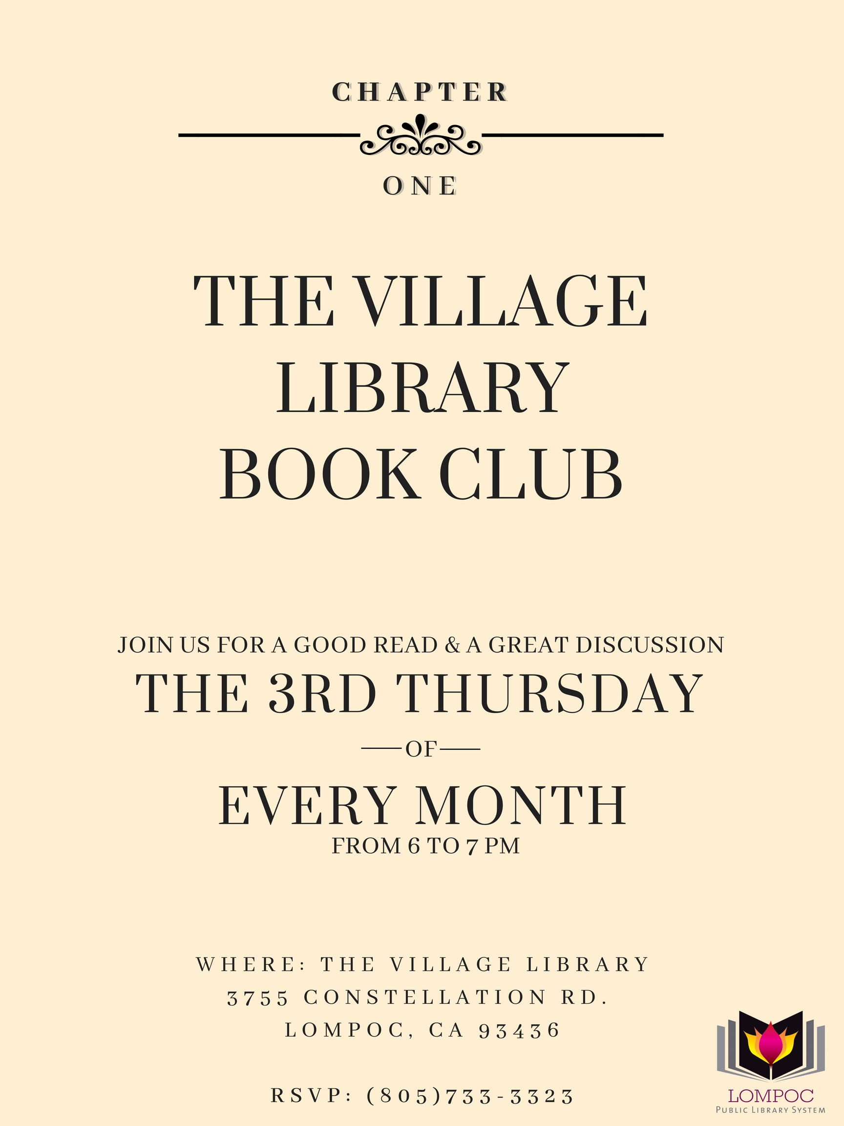 village book club