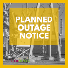 Scheduled Electric Outage - 5/20/2019