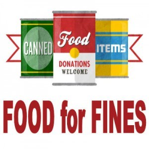 Lompoc Library Accepts Food For Fines