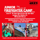 Jr Firecamp