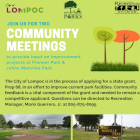 Lompoc Seeking Public Input On Park Projects