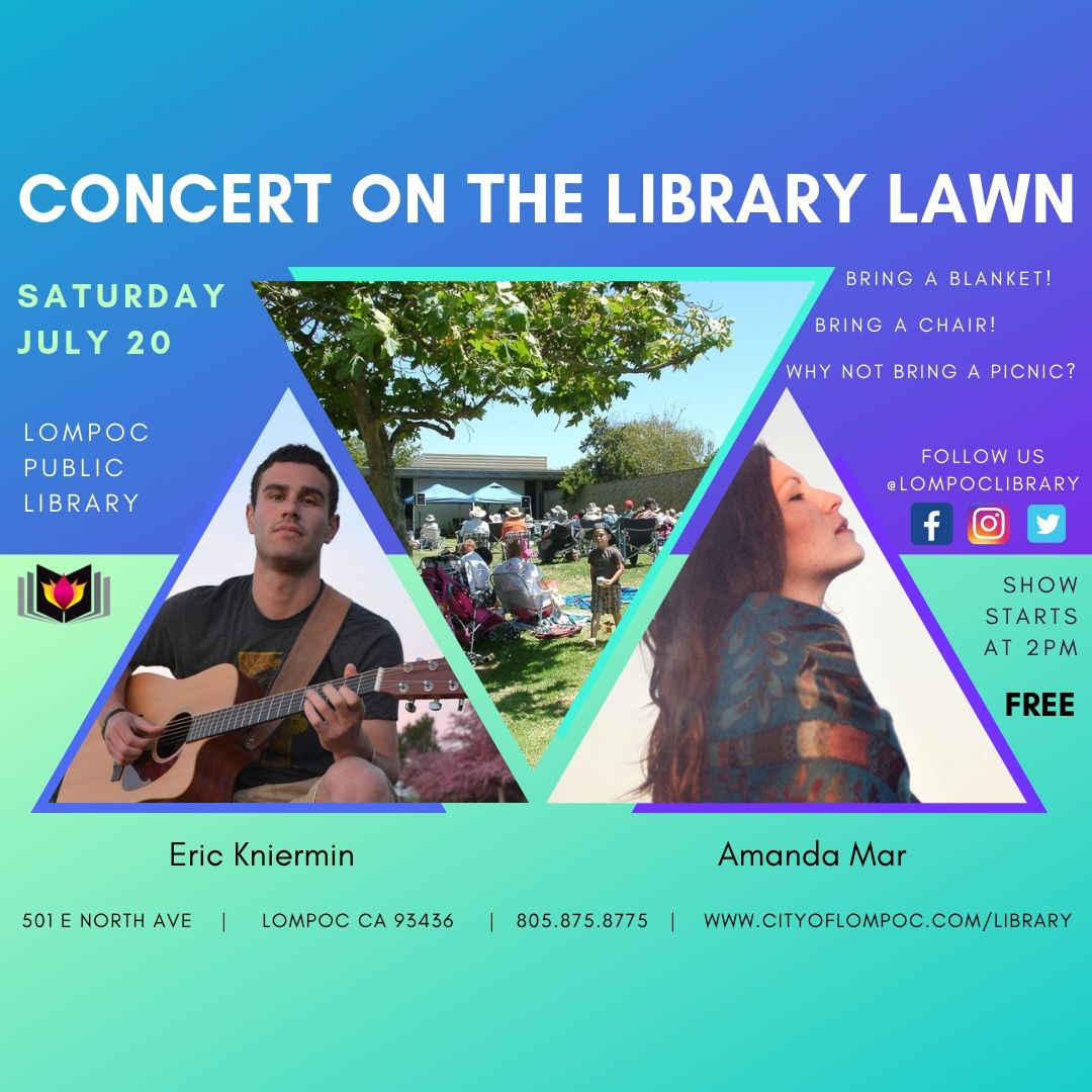 Concert on the Library Lawn