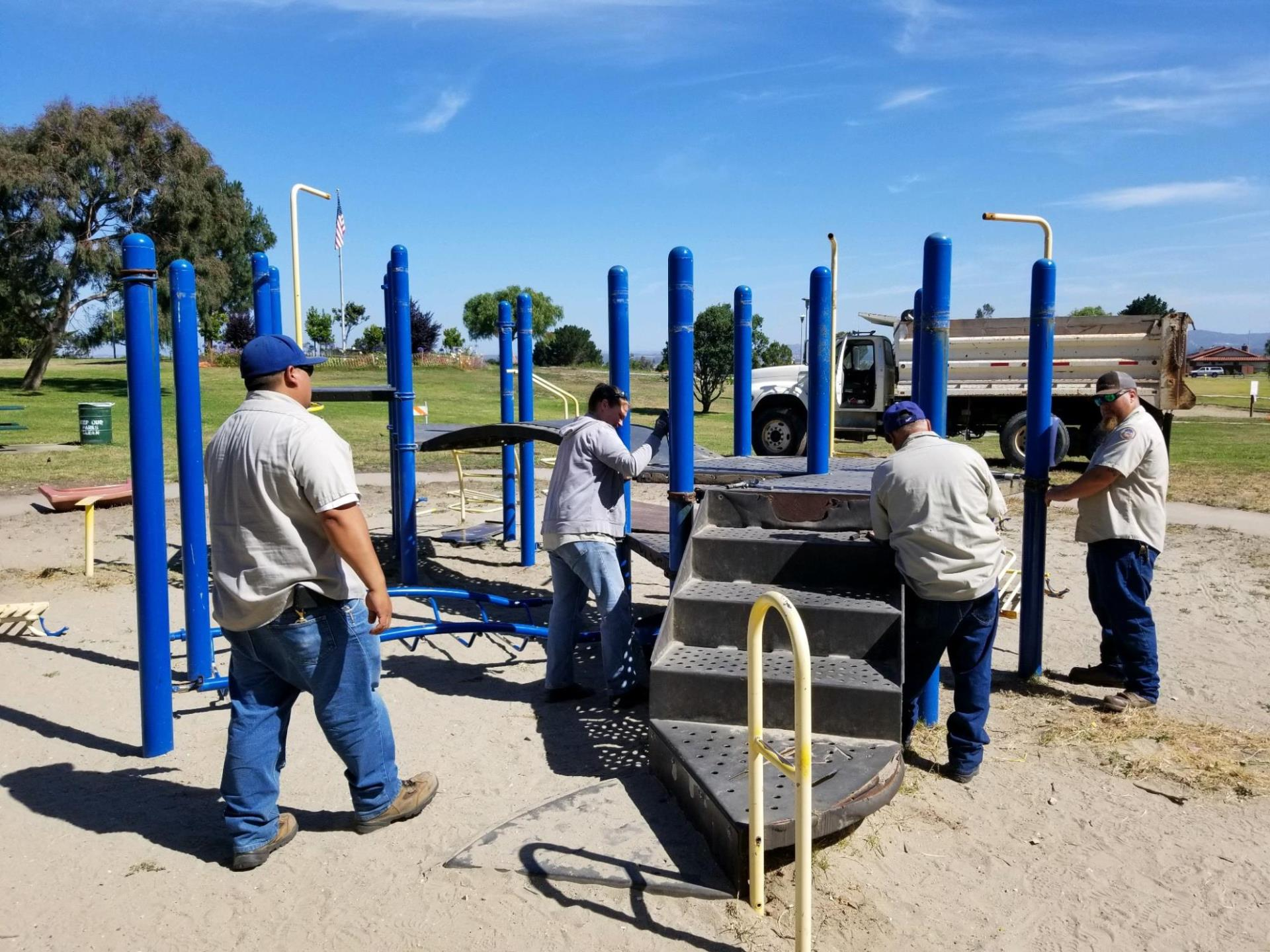 What Do You Want For Lompoc Parks?