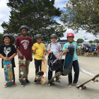 Lompoc Recreation Division Skateboard Competition Winners
