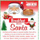 Lompoc Recreation Division To Offer Breakfast with Santa