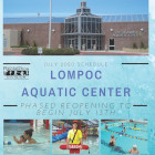 Lompoc Aquatic Center To Begin Phased Reopening July 13